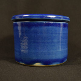Beurrier à eau bleu
